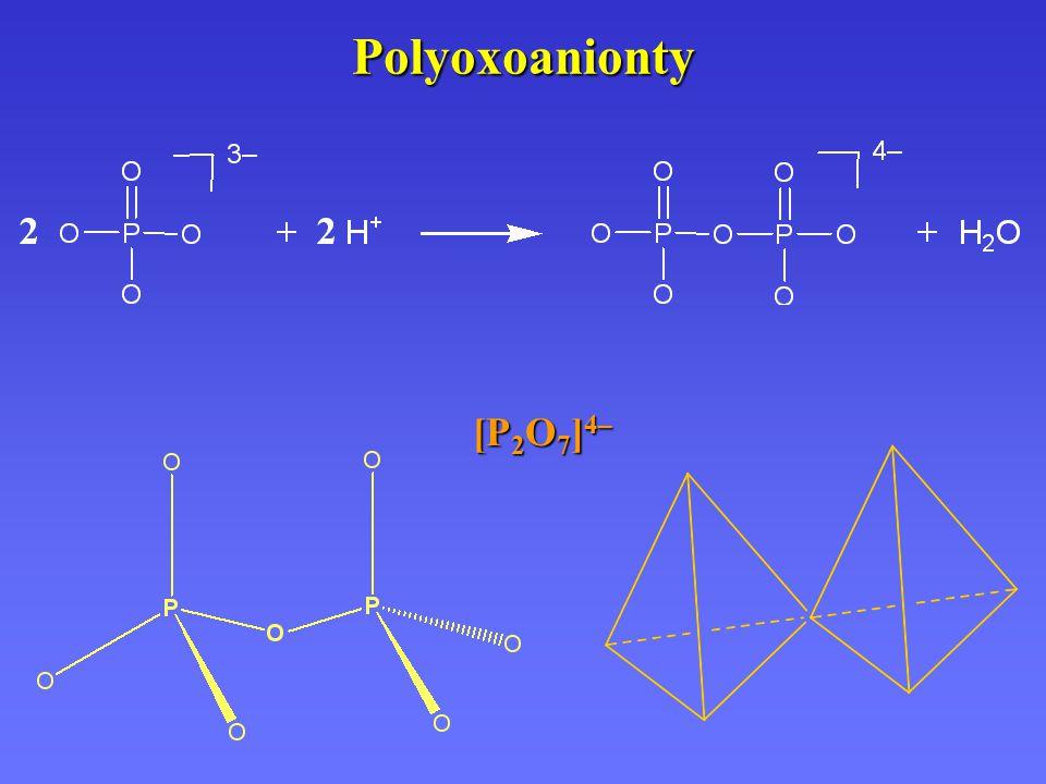 Polyoxoanionty [P2O7]4–